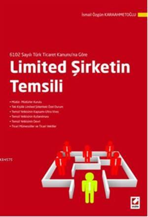 Limited Sirketin Temsili