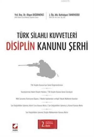 Türk Silahli Kuvvetleri Disiplin Kanunu Serhi