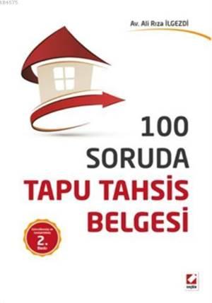 100 Soruda Tapu Tahsis Belgesi