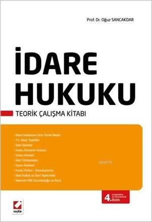 Idare Hukuku Teorik Çalisma Kitabi