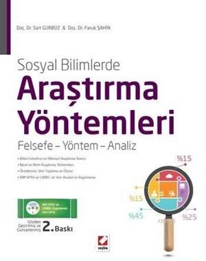 Sosyal Bilimlerde Araştırma Yöntemleri; Felsefe - Yöntem - Analiz