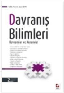 Davranış Bilimleri; Kavramlar ve Kuramlar