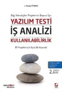 Yazılım Testi – İş Analizi – Kullanılabilirlik