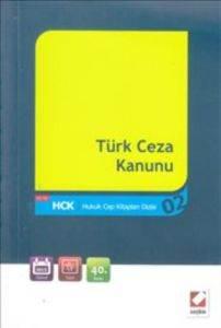 Türk Ceza Kununu (Cep Boy)