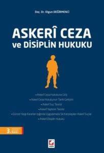 Askerî Ceza ve Disiplin Hukuku
