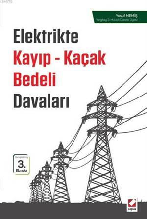 Elektrikte Kayıp – Kaçak Bedeli Davaları