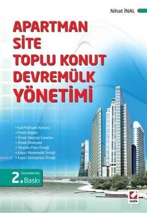 Apartman, Site, Toplu Konut, Devremülk Yönetimi