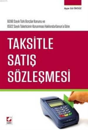Taksitle Satış Sözleşmesi