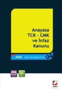 Anayasa TCK-CMK Ve İnfaz Kanunu (2016)
