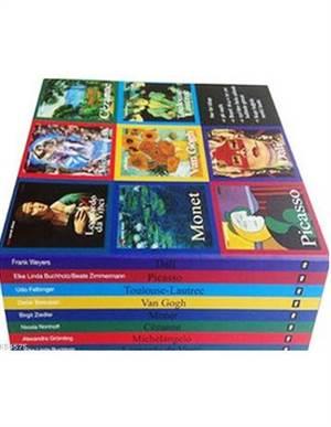 Mini Sanat Dizisi (8 Kitap Takım)