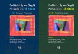 Endüstri, İş ve Örgüt (SET) Psikolojisi El Kitabı 1-2 Cilt Takım
