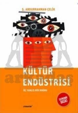 Kültür Endüstrisi - LİTERATÜR  (Ekonomik Baskı)
