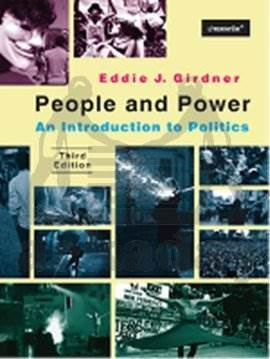 People And Power :An İntroduction To Politics Third Edition