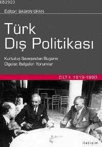 Türk Dış Politikası 1 Ciltli 1919 1980