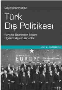 Türk Dış Politikası 2 1980-2001 Ciltli