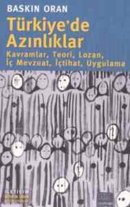 Türkiye'de Azınlıklar Kavramlar Teori Lozan