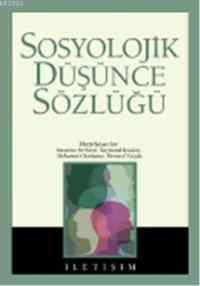 Sosyolojik Düşünce Sözlüğü