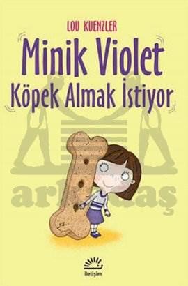 Minik Violet Köpek Olmak İstiyor