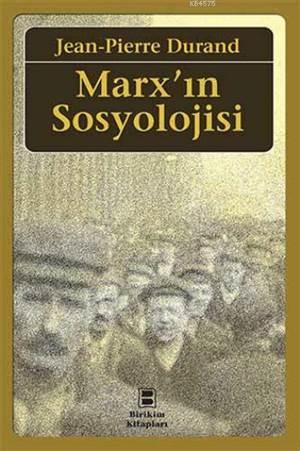 Marx' ın Sosyolojisi