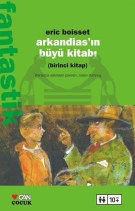 Arkandias'İn Büyü Kitabi