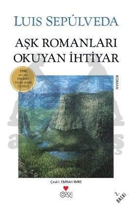 Aşk Romanlari Okuyan İhtiyar