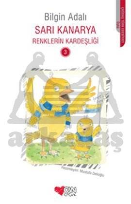 Sarı Kanarya 3-Renklerin Kardeşliği