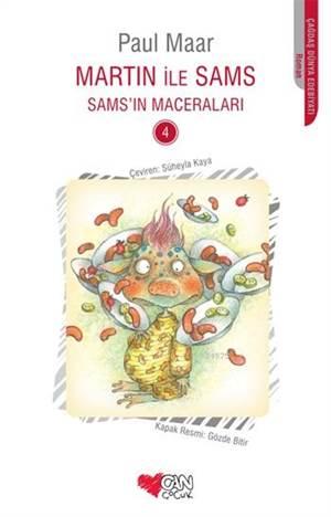 Martin İle Sams; Sams'in Maceraları - 4