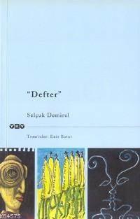 Defter / Selçuk Demirel 2.Baskı