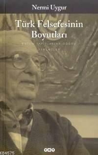Türk Felsefesinin Boyutlari 2.Baskı