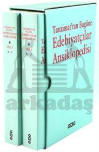 Tanzimat'tan Bugüne Edebiyatçılar Ansiklopedisi (2 Cilt Takım - Kutulu)
