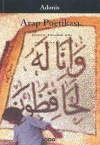 Arap Poetikasi 2.Baskı