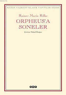 Orpheus'A Soneler 2.Baskı