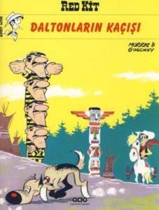 Red Kit-Daltonların Kaçışı