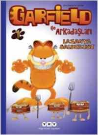 Garfield İle Arkadaşları (Lazanya Saldırısı)