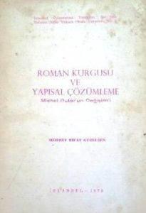 Roman Kurgusu ve Yapısal Çözümleme