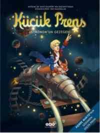 Küçük Prens 5 - Astronom'un Gezegeni