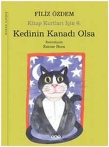 Kedinin Kanadı Olsa – Kitap Kurtları İçin 6