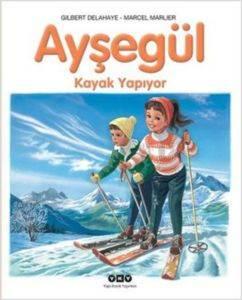 Ayşegül 54– Kayak Yapıyor