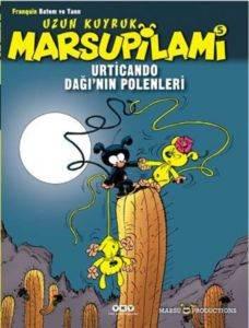 Urticando Dağı'nın Polenleri 5 : Uzun Kuyruk Marsupilami