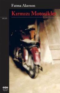 Kırmızı Motorsiklet