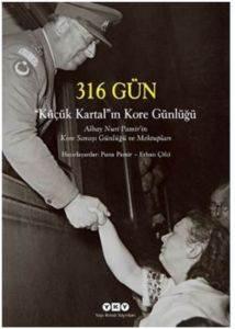 """316 Gün """"Küçük Kartalın Kore Günlüğü"""