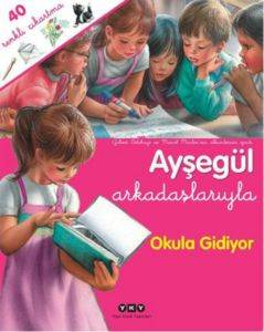 Ayşegül - Arkadaşlarıyla Okula Gidiyor