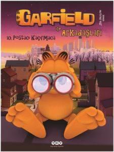 Garfield ile Arkadaşları - Postacı Kaçırmaca 10