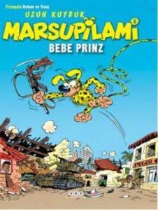 Bebe Prinz - Uzun Kuyruk Marsupilami 6