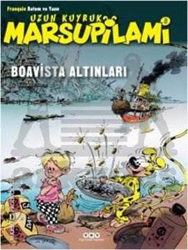 Boavista Altınları 8 – Uzun Kuyruk Marsupilami