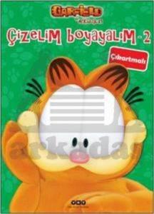 Çizelim Boyayalım 2 - Garfield ile Arkadaşları