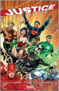 Justice League – Cilt 1: Başlangıç