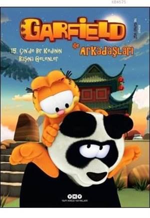 Çin'de Bir Kedinin Başına Gelenler – Garfield ile Arkadaşları 15