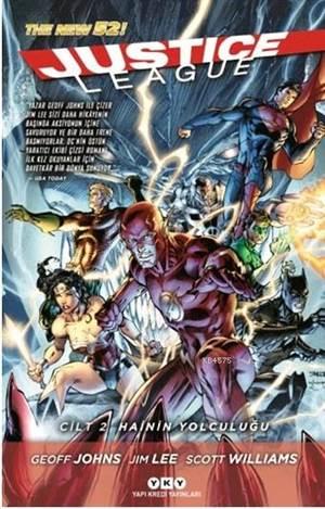 Justice League 2; Hainin Yolculuğu