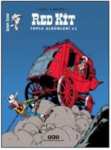 Red Kit Toplu Albümler 11 (Ciltli)